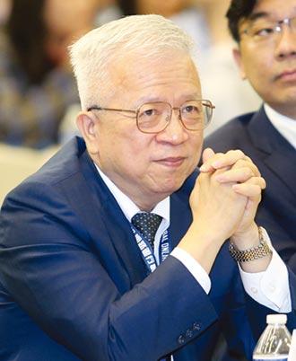 央行嚴宗大:台灣不會負成長 明年可望U型成長