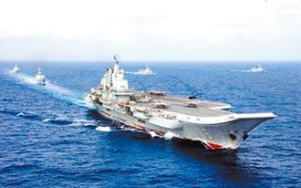 2艦額外航程 研判監控陸航母