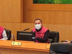 敦睦艦隊疫情延燒 新北公有場館續封至5月3日