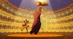 著名插畫大師洛倫索馬蒂新作 《熊熊大作戰》坎城影展獲好評