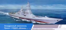 俄國放棄大型軍艦建造計劃
