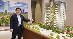 新業大塊森鄰 宜居綠建築已售八成