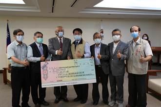 大台南不動產公會捐200萬元 義助南市府防疫