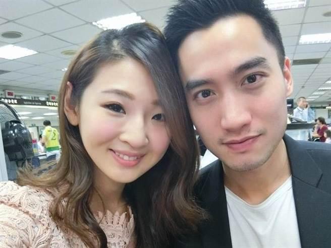 趙筱葳和「醫界王陽明」賴弘國有一段半年的婚姻。(圖/FB@Hey,我不是程又青,我是 Ivy Chao.)