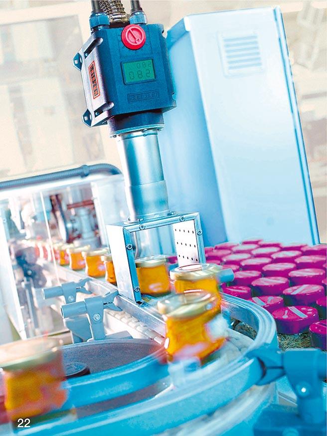 禮榮貿易總代理之瑞士LEISTER工業級熱風產生器,提供自動化設備之加熱、熱收縮、烘乾、乾燥、各種熱熔以及加速化學反應。圖/禮榮貿易提供