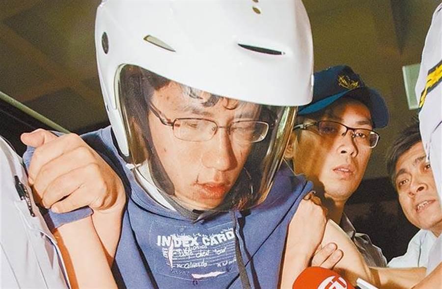 高學歷「台大宅王」張彥文當街斬頸前女友47刀致死,震驚社會。(中時資料照)