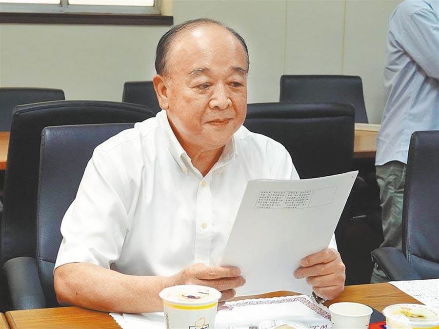 国民党立委吴斯怀。 (图/本报系资料照片)
