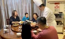 獨》母親節大餐在家吃 哪些五星飯店有外賣?