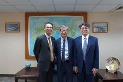 台航董事長劉文慶說明新任總經理仇忠林雀屏中選原因