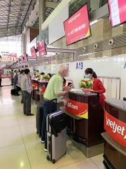 越捷航空增加國內班次 優惠機票台幣12元起
