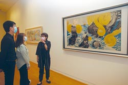 亞洲大學 女性藝術家特展