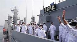 敦睦艦隊367官兵解除隔離 國防部安排巴士接送
