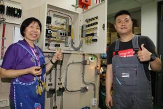 女力崛起!新北社會局修水電專班 新住民、中高齡婦女開啟第二春