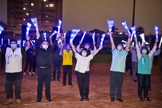 嘉義市立棒球場息燈 1.2億整修後再點亮