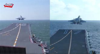 陸慶海軍71周年 網豪語:太平洋唯2部署航母