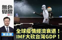 無色覺醒》賴岳謙:全球疫情經濟衰退!IMF大砍台灣GDP!