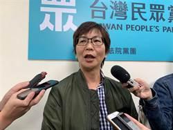 稱罷韓通過有難度 蔡壁如:民眾黨不一定推人投入補選