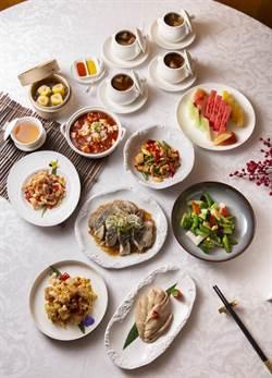 西華飯店拚買氣 四人合菜八菜一湯僅2,000元