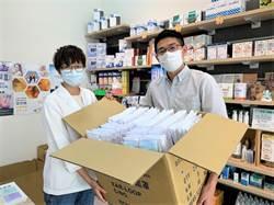 藥師販售口罩忙 黃守達號召防疫媽媽隊協助分裝