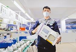 全球瘋搶呼吸機 陸訂單接到手軟
