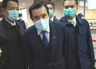 323太陽花學運行政院濺血案開庭 馬英九:支持警依法行政