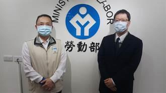 勞工職業傷病就診減少 勞部籲仍有遠端服務