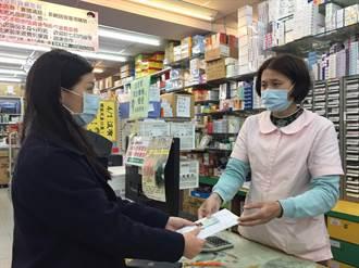 方便鄉親 金門周日8藥局有口罩可買