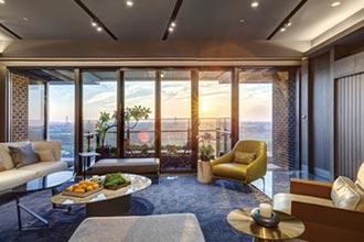 水岸風景建築光明鼎 打造未來式豪宅