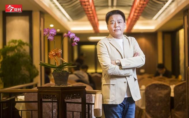 疫情大爆發,東區朝桂餐廳也撐不下去。(攝影/唐紹航)