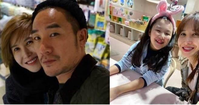 韓星嚴泰雄4年前買春遭抓包,重創好爸爸、好丈夫的形象 。(圖/尹慧珍IG)
