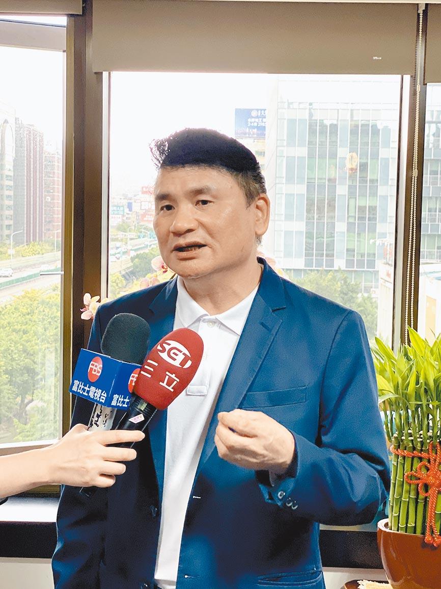 陳高超表示,防疫觀念也改變建商的規劃與代銷的銷售型態。圖╱江富滿