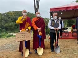 響應環保救地球 寶吉祥佛寺植樹為疫情祈福