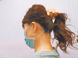 口罩掛耳線縮水 林姿妙籲改善品質