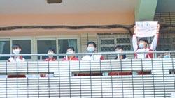 福營罩未來 學生製面罩贈國外
