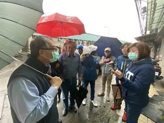 業者挖斷管線害基隆這區民眾沒電可用  議員、里長為民籲挖開詳查