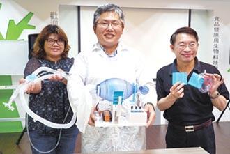 趙士慶 無償分享緊急呼吸器設計圖