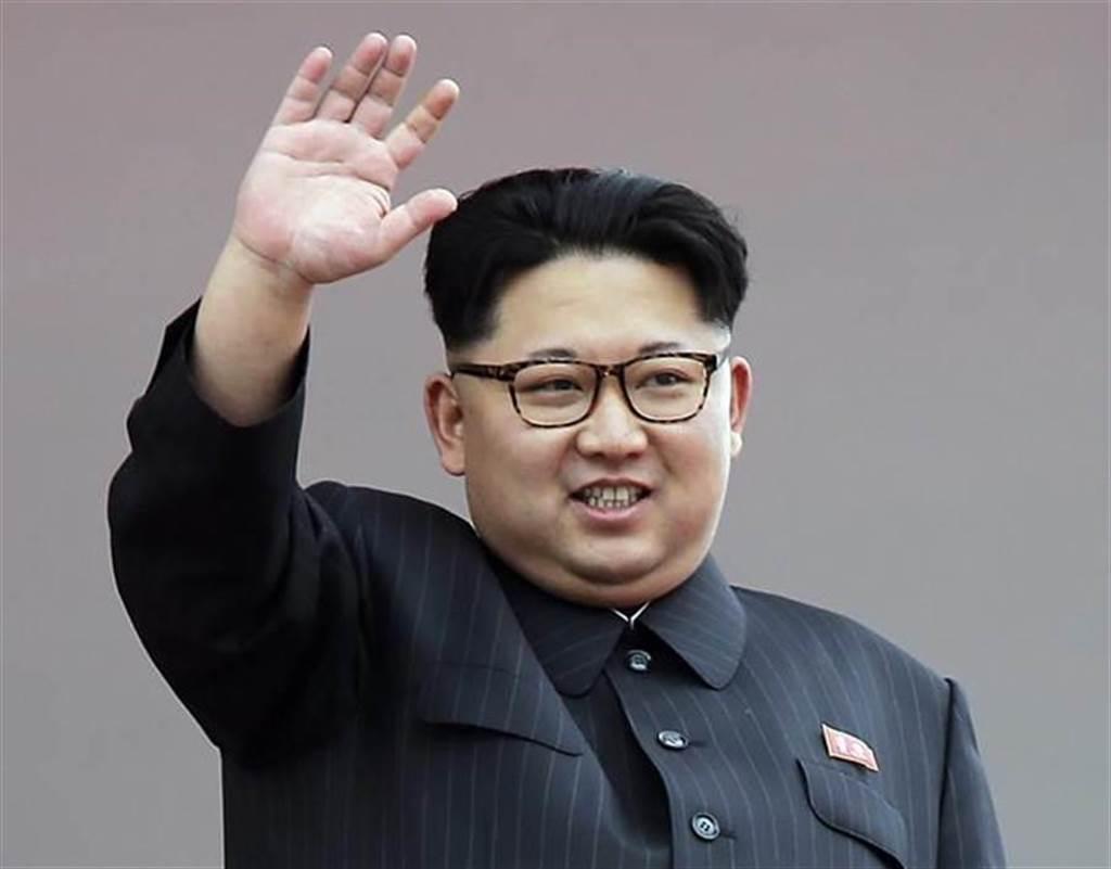 朝鮮(北韓)最高領導人金正恩。(圖/美聯社)