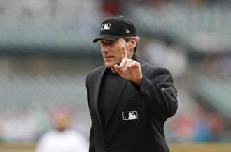MLB》最麻煩主審 告大聯盟種族歧視