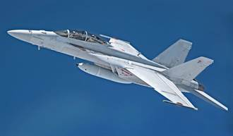 波音完成最後一架美國海軍F/A-18E
