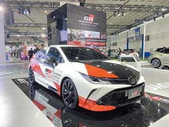 Altis新車發表 替車市催油門