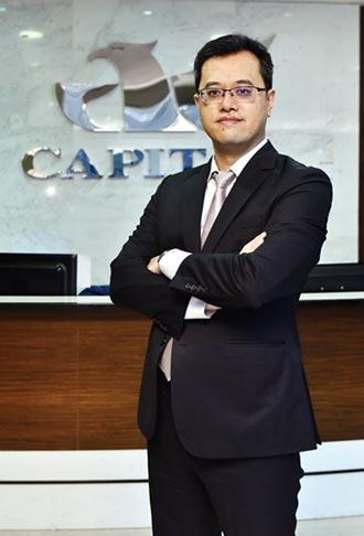 群益期貨業務部副總黃維本斜槓練功 職涯倒吃甘蔗