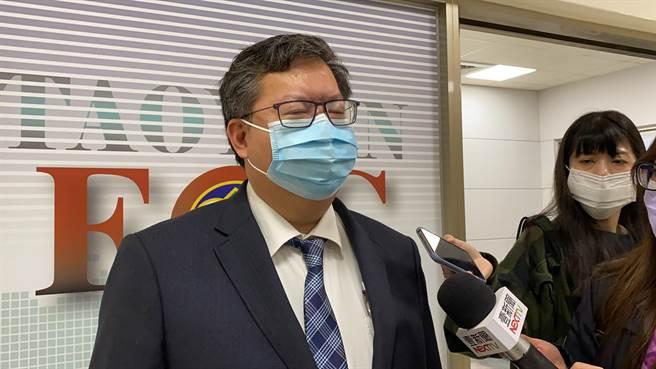 钱柜KTV大火酿7死,桃园市府强调「防疫不是公安假期」。(蔡依珍摄)