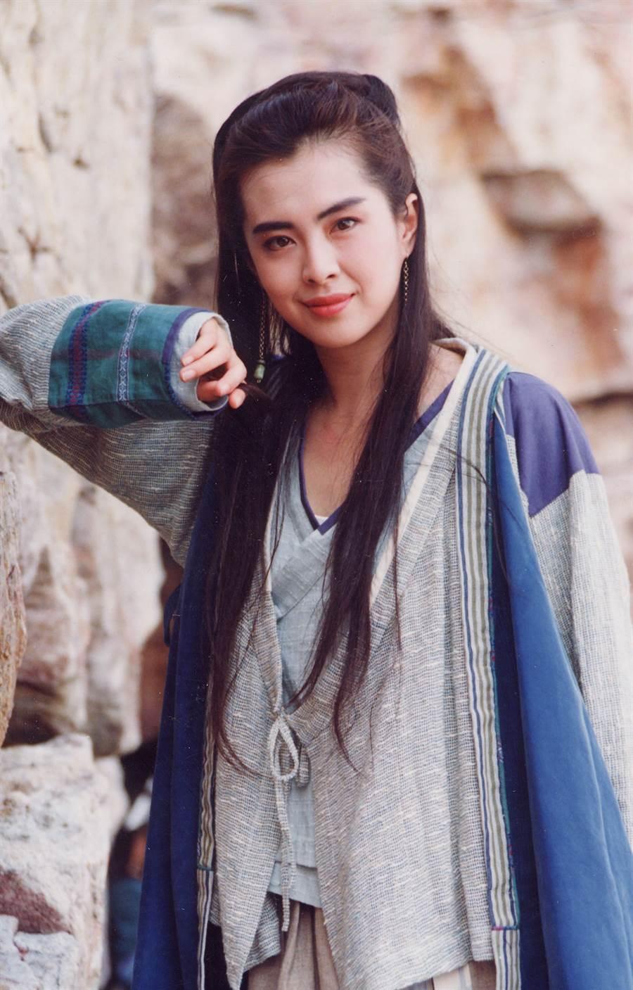 演藝圈一代美女王祖賢。(本報系資料照)