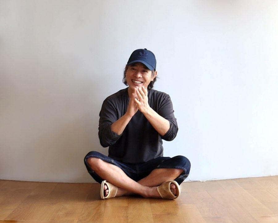 李連杰57歲生日在家過,許願希望在疫情中大家團結。(摘自IG)