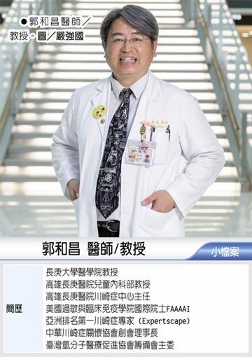 郭和昌:氫氧機設備投入全球防疫 獲好評