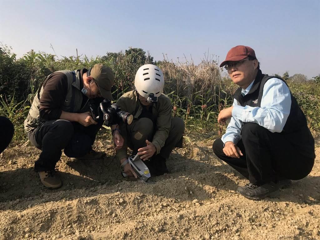 台南市後壁區一處玉米田被環保團體發現疑似有鉻汙染。(本報資料照片)