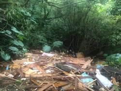 瑞芳砲台成垃圾場 山友氣炸籲警逮人
