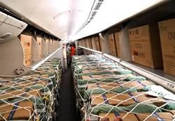 開放客機載貨 林佳龍:已成航空公司活路
