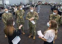 美軍擴大分批普篩 夏季完成全軍檢測