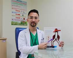 苗栗首家醫院獲「主動脈支架置放手術」資格